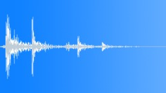 Pinball sound, chunky clank 06 Sound Effect