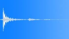 Pinball sound, clunk 08 Sound Effect