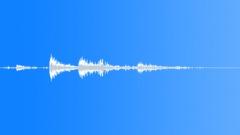 Pinball sound, rail or metal bar movements Sound Effect