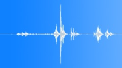 Pinball sound, ball slide on metal and close Sound Effect