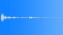 Pinball sound, little thump 07 Sound Effect