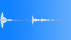 Pinball sound, metal clank with return 04 Sound Effect