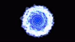 4k swirl rotation wave fancy pattern light,dynamic vj material. Stock Footage