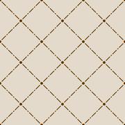 Brown seamless pattern Stock Illustration