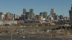 Mile High Stadium 2 Stock Footage