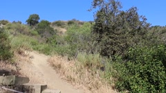 Hiking Trails 01 Stock Footage