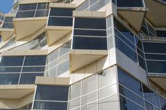 Modernist Building Design Stock Photos