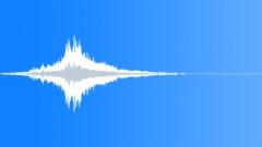 Scifi Production Elements: Reverse Whoosh - sound effect