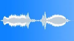 Scifi Production Elements: Alarm Digital Whoosh Sound Effect