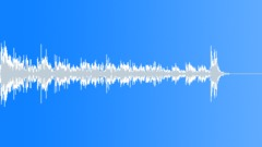 Scifi Production Elements: Mechanical Gear Spin Short - sound effect