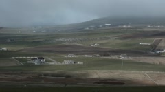 Mainland Orkney near Kirkwall Stock Footage