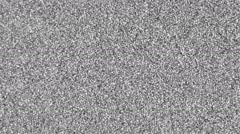 TV Snow - Loss of Signal Stock Footage