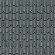 Stock Illustration of Old roof seamless generated texture