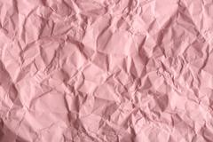 Texture of wrinkled color paper Stock Photos