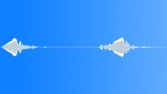 American Bald Eagle peeps twice 01 Sound Effect