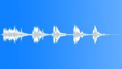 American Bald Eagle squawk staccato 02 Sound Effect
