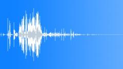 Snow and Ice, Hard snow or ice scrape debris 03 Sound Effect