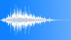Snow and Ice, Wet slush slide 02 Sound Effect