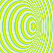 Abstract swirl background. Pattern with optical illusion - stock illustration