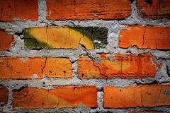 Red brickwork Stock Photos