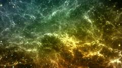 Space Nebulae Stock Footage