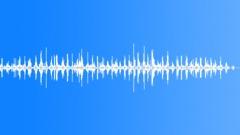 Footsteps on Rocks 01 Sound Effect