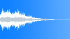 Magic Sound FX - Magical Shimmer Blast Whoosh Sound Effect
