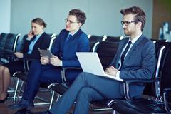 Business conference Kuvituskuvat