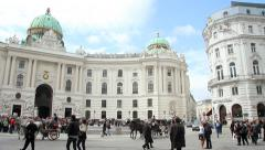 Vienna Capital of Austria - stock footage
