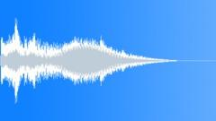 Scary futuristic suspense - sound effect