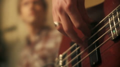Playing Bass Guitar Arkistovideo