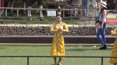 Traditional Thai Dancing - 26 Stock Footage