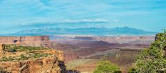 Canyonlands National park Utah Stock Photos