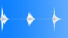Great Axe Swings x 3 Sound Effect