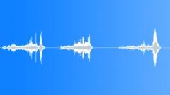 Unsheath Sword Slow x 3 Sound Effect