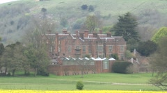 Stock Video Footage of Chequers the country house retreat of the Prime Minister of the United Kingdom.