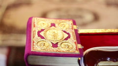 The Bible, Scripture Stock Footage