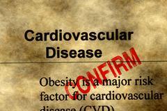 Cardiovascular disease - confirm Stock Illustration