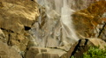 Yosemite Bridalveil Fall 96fps 07 Slow Motion Waterfalls Footage