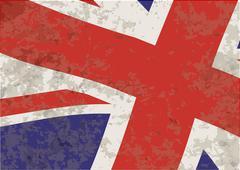 Union Jack - stock illustration