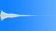 Digital Disto Chime Click Sound Effect
