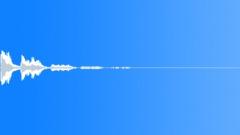 Digital Disto Chime Click Stereo Delay Sound Effect