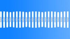 Digital Signal Short Circuit Klaxon Alarm Sound Effect