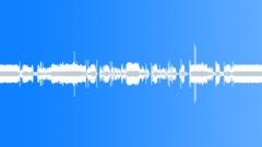 Quasar TV VHF Tuning Slow Äänitehoste