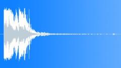 Metal Debris Impact Settle 05 Sound Effect
