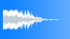 Metal Debris Impact Settle 07 Sound Effect