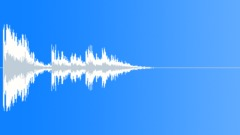 Metal Debris Impact Settle 20 Sound Effect