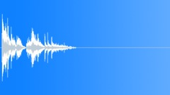 Metal Debris Impact Settle 22 Sound Effect