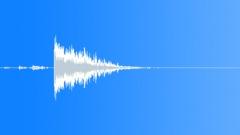 Metal Debris Impact Short Medium 01 Sound Effect