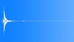 Metal Impact - Rock Drop On Metal Pipe 02 Sound Effect